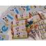 Kit Imprimible Golosinas! Sticker Con Diseños Personalizados