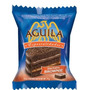 Alfajor Aguila Clasico Brownie Coco Y Chocolate Blanco X 12