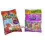 50 Chupetines Mr. Pop Frutal + Caramelos Masticables Misky