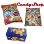 Chupetin Mr.pop + Caramelo Masticables Arcor + Chocolatin