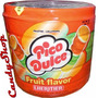 Chupetines Pico Dulce Caja Pote .con 48 Unidades