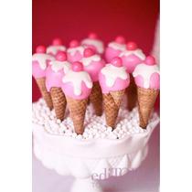 Cucuruchos Cake Pops