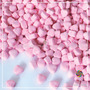 Mini Pastillas Frutales Corazón Para Candy Bar Por 500 Grms