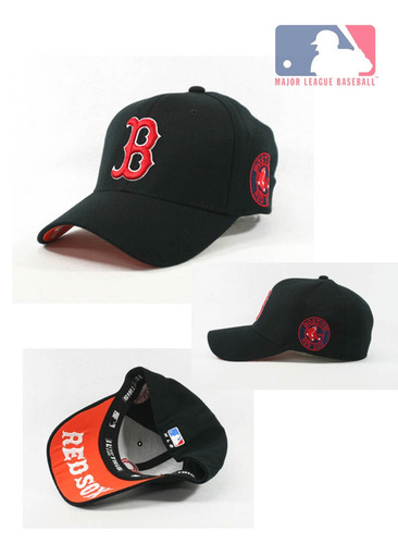 ... Gorra Visera Mlb Boston Red Sox Team Flex Fit Baseball Bo01 8676986ce7a