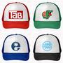 30 Gorras Trucker Estampadas Con Tu Logo