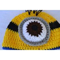 Gorros De Personajes - Al Crochet