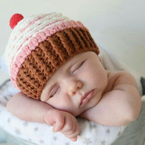 Gorro Tejido Crochet Bebe Niño Peppa Pig Mickey Minnie Etc