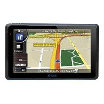 Gps 7 Pulgadas X View Mapas Tv Digital Tda Alertas Velocidad