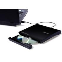 Grabadora Externa Dvd Samsung Se-208 Gtia Local Rosario Cen