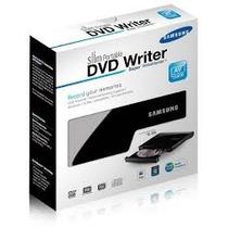 Lectograbadora Multiformato Cd Dvd Samsung Externa Usb