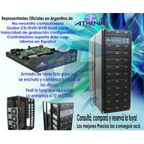 Torre De Duplicacion Athenas Nuevo Modelo 2015 6 Grabadoras
