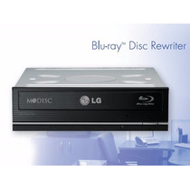 Re Grabadora Bluray +dvd +cd Lg Reproduce 3d Sata Blu Ray