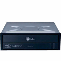 Grabadora De Blu Ray Dvd Cd R/rw Lg Bh16ns40 3 D