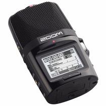 Zoom H2n - Mini Grabador Digital Stereo