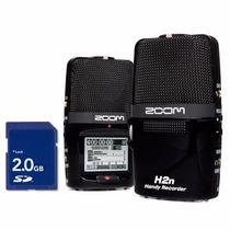 Zoom H2n Grabador Digital 6/12 Sin Interes, Hay Descuento !!