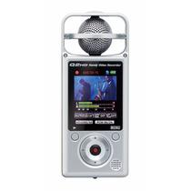 Zoom - Q2 Hd Mini Grabador Digital De Audio Video Negro