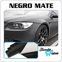 Vinilo Negro Mate