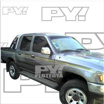 Calcos Toyota Hilux Sr5 Laterales Ploteoya!