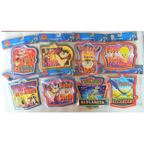 Carteles Para Autos De Looney Toons Con Relieve Importados
