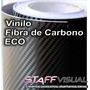 Vinilo Fibra Carbono Texturado Ploteos 152x50cm Staffvisual