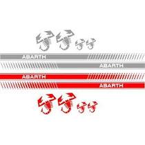 Lateral Fiat Abarth 500 600 800 1500 Punto Uno Fiorino Doblo