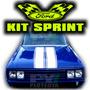 Kit Ford Falcon Sprint - Ploteo Grafica Calco Autoadhesivo