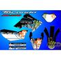 Calcos Tornado Xr250 Kit Deportivo Graficas Decals Monster