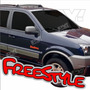 Calco Freestyle Ford Ecosport Calcomania Ploteoya