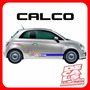 Calcomania Fiat 500