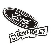 Calcos Para Autos Etc Ford Chevrolet