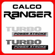 Calco Ford Ranger Turbo Power Stroke