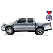Guarda Pampeana Autoadhesiva Para Autos Y Camionetas 4x4 4x2