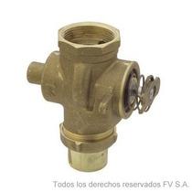 Valvula Descarga Inodoro Fv 368.01 + Tecla 368.04