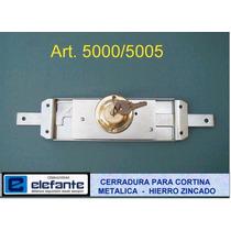 Cerradura P/ Cortina Metalica Elefante Art 5005 #