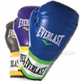 Guantes De Boxeo Everlast Nuevo Pro Style + Funda Combinados
