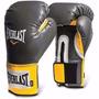 Guantes De Boxeo Pro Style Training Everlast.- Grises