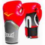 Guantes De Boxeo Everlast Pro Style Elite Box Kick + Bolsa!