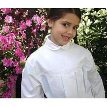 Guardapolvo Escolar Tableado Nena Sarmiento Talle: 17