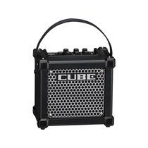 Roland Micro Cube Gx Amplificador Portatil 5 Watt Con Efecto
