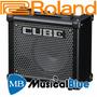Amplificador Para Guitarra Compacto De 10w Roland Cube-10gx