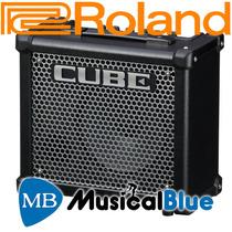 Amplificador Para Guitarra, Compacto De 10w Roland Cube-10gx