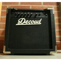 Amplificador De Guitarra Decound De 20 Watts