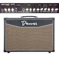 Amplificador De Guitarra Acústica Denver Mst-ac-60r