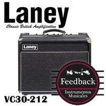 Laney Vc30-212 - Amplificador Valvular Para Guitarra 30w