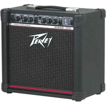Amplificador De Guitarra Peavey Rage158 Con Ecualizador