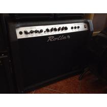 Amplificador De Guitarra Roller Rg 60 Watts Valvestate Envio