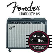 Fender Amplificador P Guitarra Ultimate Chorus Dsp 2x65w