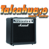 Marshall Mg15cfx 1x8 15w 2 Canales C/efect.dig
