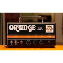 Cabezal Orange Dark Terror 100% Valvular 15w High Gain Stock