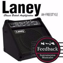 Laney Ah-freestyle - Amplificador Portatil 5w Con Fx